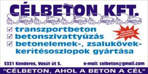 Célbeton Kft.